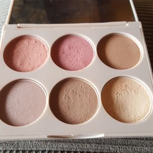 Used Doll 10 cheek to Chic blush and contour